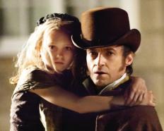 Valjean rescues Cosette
