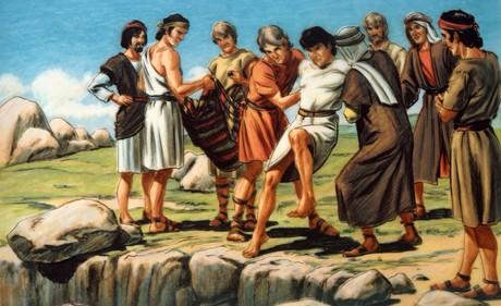 joseph thrown