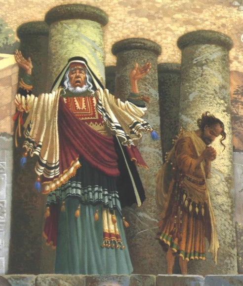 phariseeNpublican