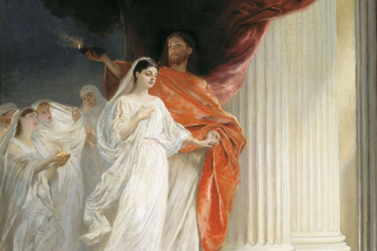 Ernest_Karlovich_Lipgart_-_The_Parable_of_the_Wise_and_Foolish_Virgins-featured-w740x493