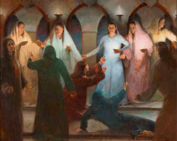 parable-of-the-ten-virgins-paul-grass