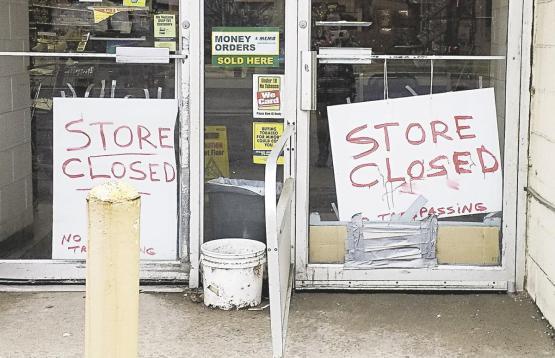 StoreClosed