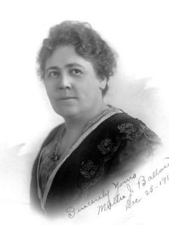 Martha Jones Ballard